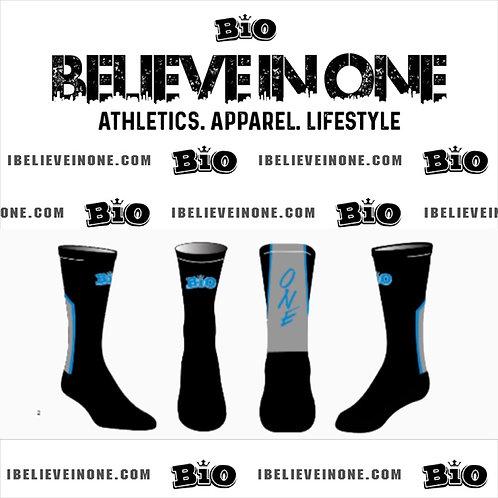 2019-20 BiO Basketball Socks