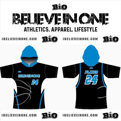 2019-20 BiO Basketball Short Sleeve Hoodie