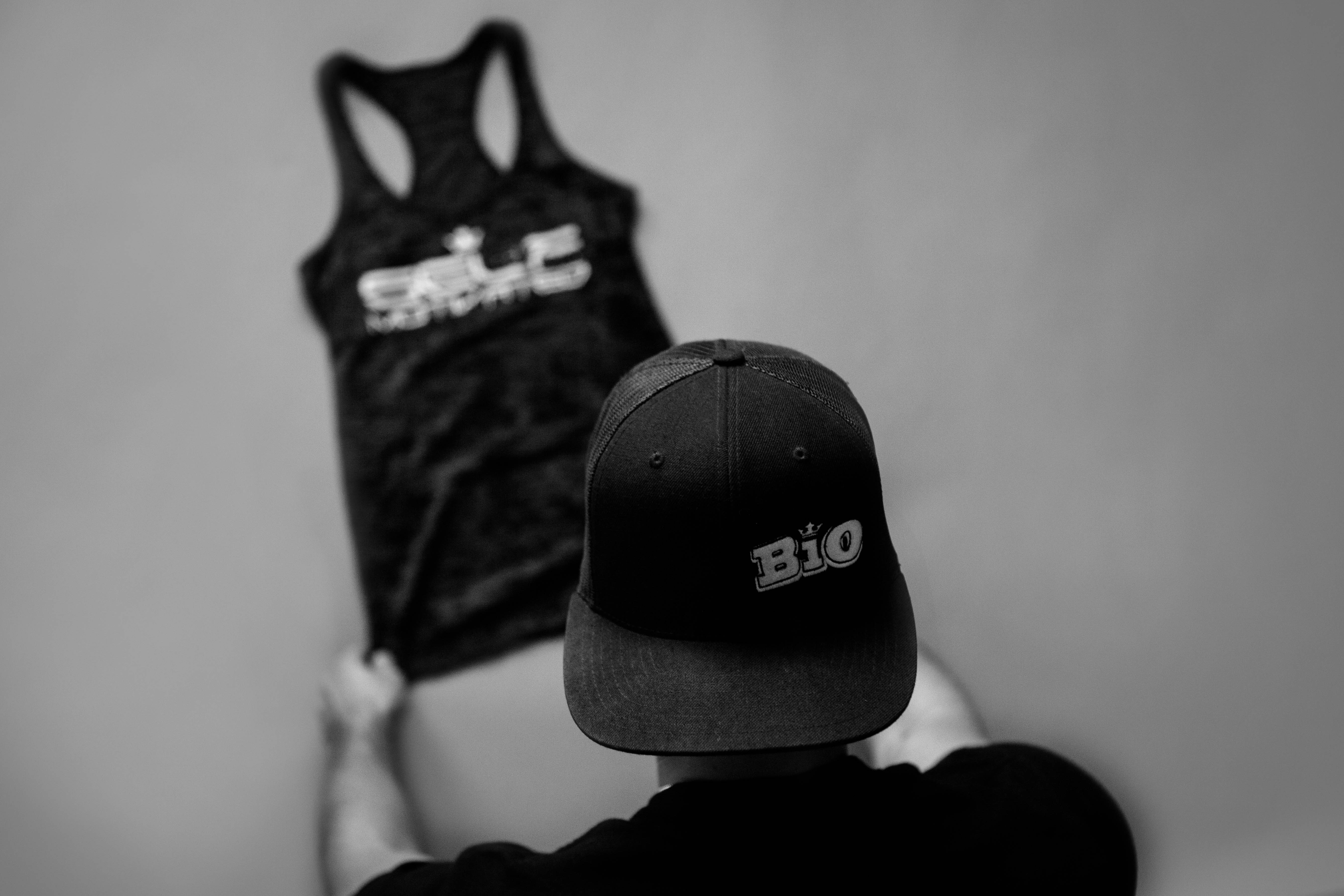 BiO motivational workout clothing