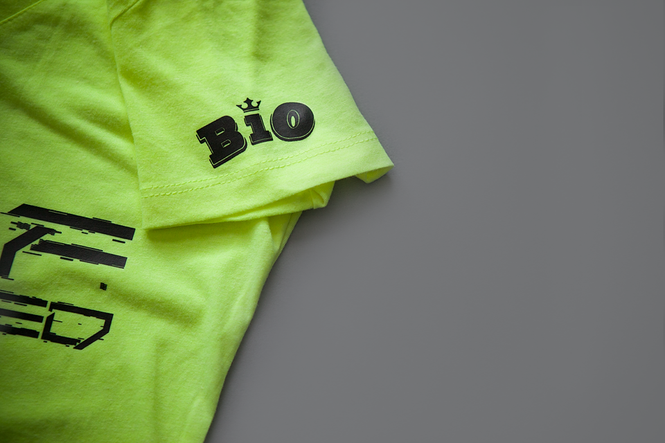 BiO motivational workout clothing Te