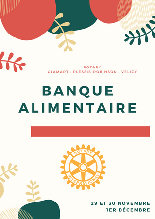 Banque alimentaire ! 30-11-2019