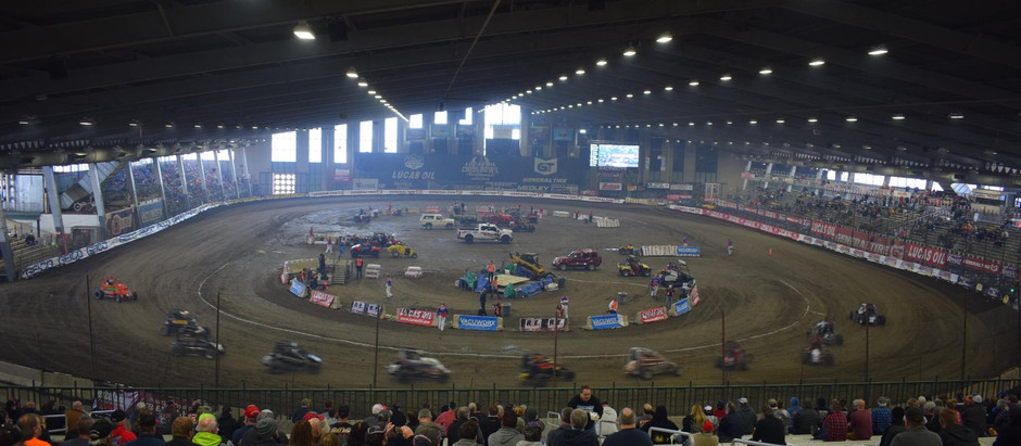 It's Chili Bowl Time!