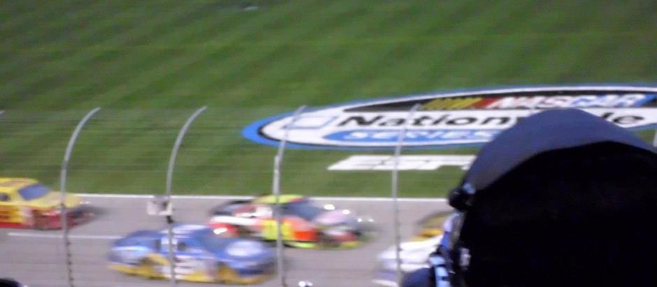 First NASCAR race!