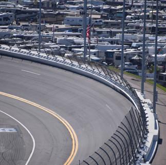 What's it like at the Daytona 500?