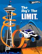 Hot Wheels project (Seattle version 1)