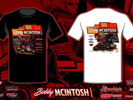 Bobby McIntosh T-Shirt