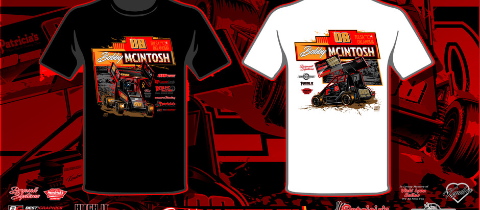 Bobby McIntosh T-Shirt
