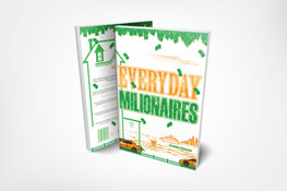 Everyday Millionaires Bookcover Project