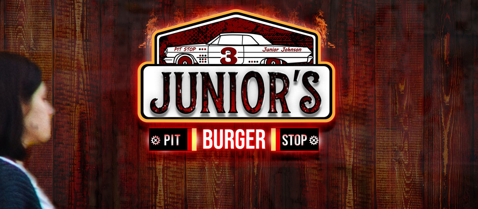 Junior's Burger Pit Stop