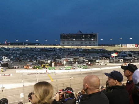 Lone-Star Craziness! (2014 AAA Texas 500)