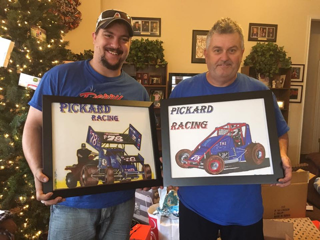 Pickard Racing family