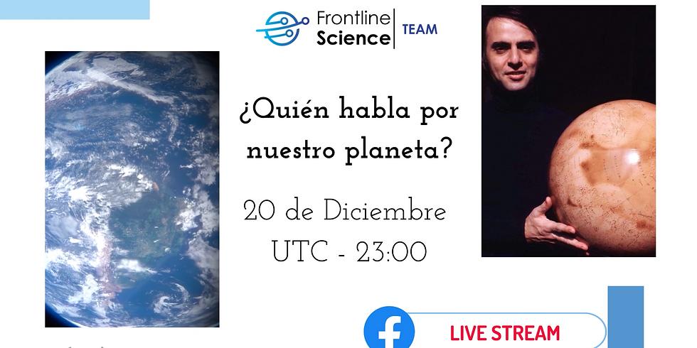 ¿Quién habla por nuestro Planeta?