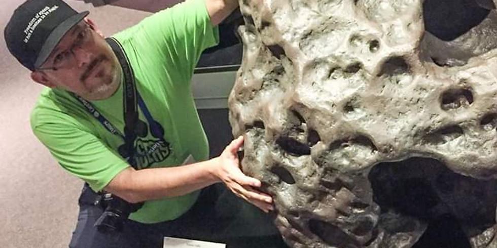 El Viaje de los Meteoritos