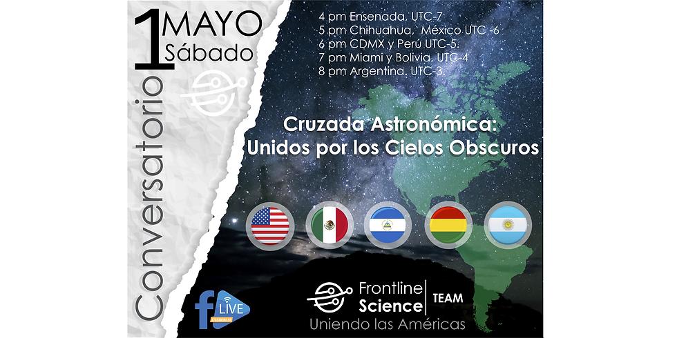 Cruzada Astronómica: Unidos por los Cielos Obscuros