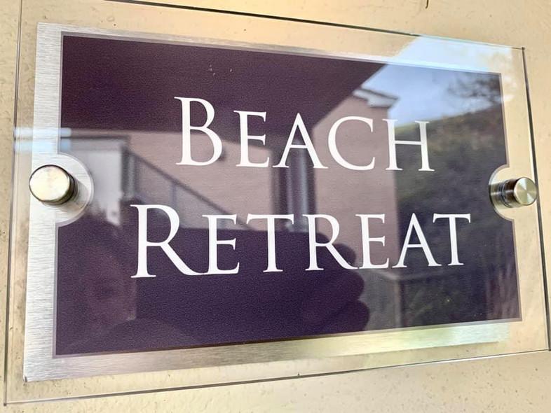 Beach Retreat Cornwall