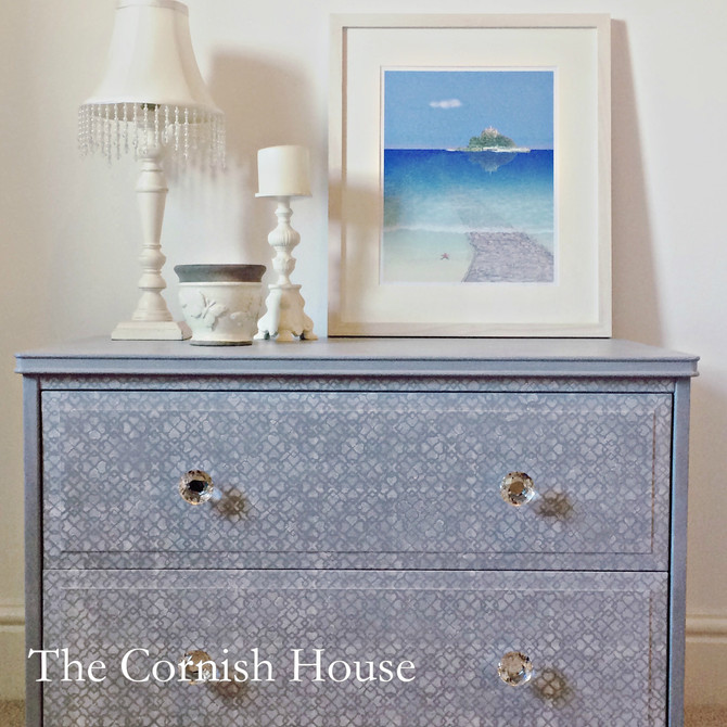 St Agnes Bay inspired Chest of Drawers
