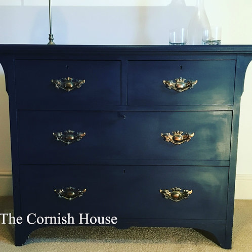 Royal William Yard Navy Chest of Drawers