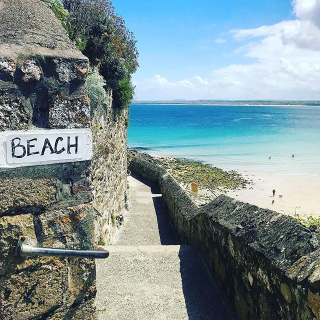 All roads lead to the beach...