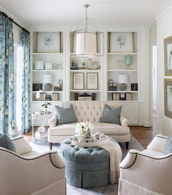 Part 1 - Space Planning & Composition, Designing your Living Room