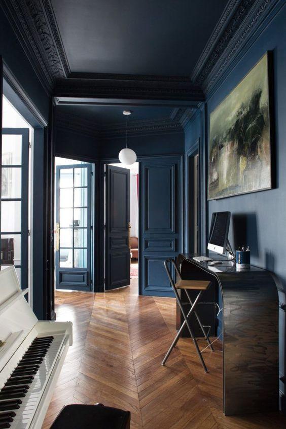 Royal William Yard Navy Blue