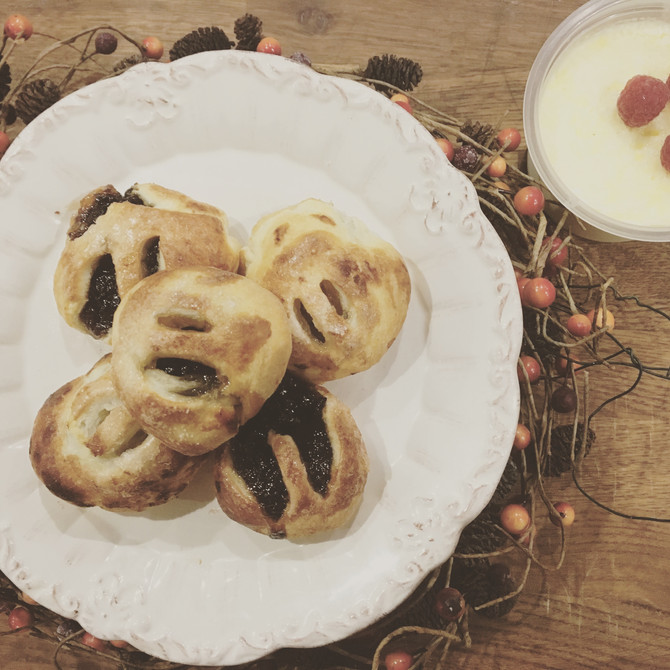Indulgent Puff Pastry Mince Pies
