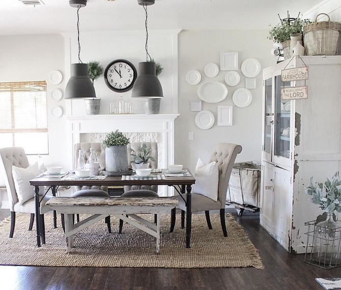 Get the Look - Farmhouse Country Styling