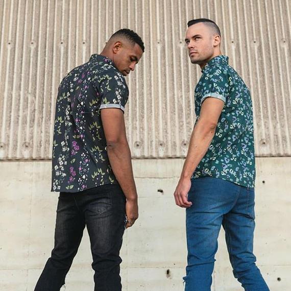 Osi Mosi Ink Short Sleeve Shirts