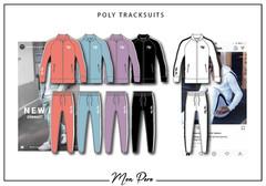 Mon Pere Tracksuit Designs