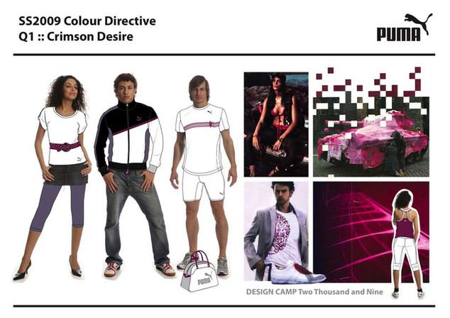 Puma Colour Direction