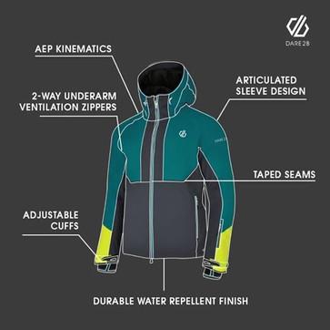 Dare2b Technical outerwear