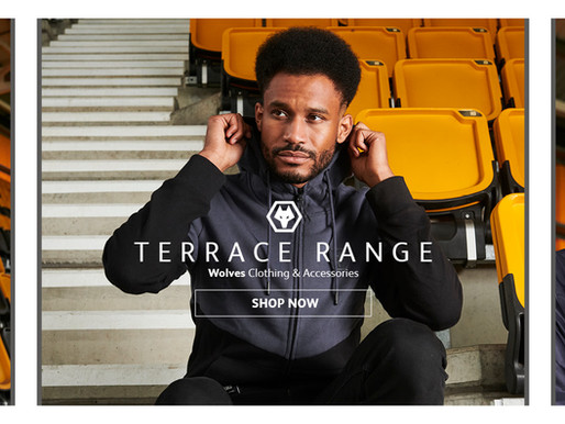 Wolves FC Terrace Collection