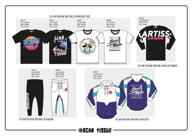 specialist sportswear designer
