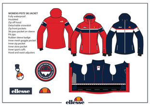 Design Pack Outerwear