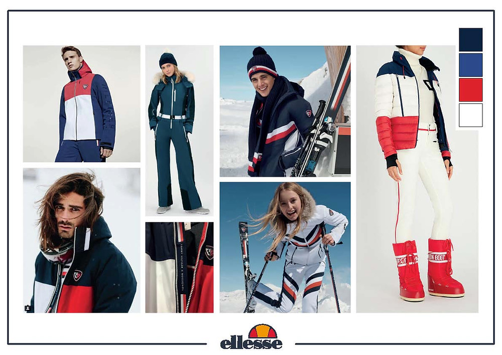 images of ski clothing