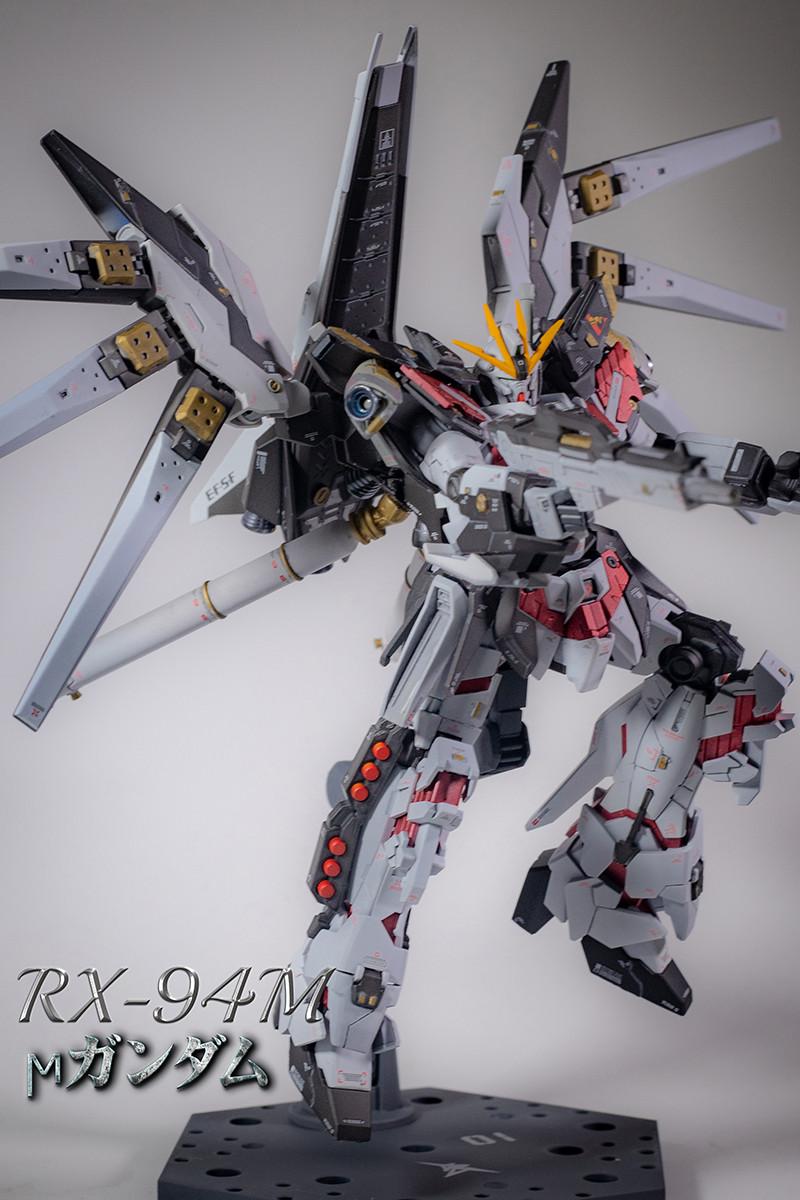 RX-94M ϻガンダム(νガンダム Mk-Ⅱ)