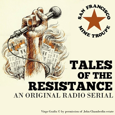 Tales of the Resistance Cover Art