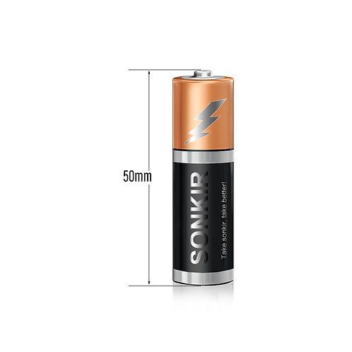 Sonkir 12 Pack AA 1250mAh Rechargeable Batteries