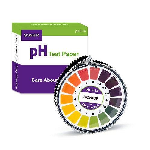 Sonkir pH Test Strips