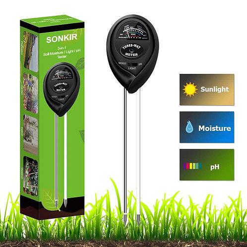 Sonkir Soil Tester