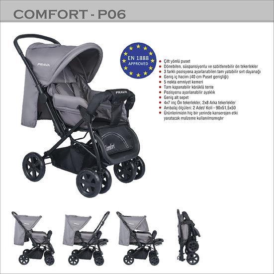 prava çift yönlü bebek arabası