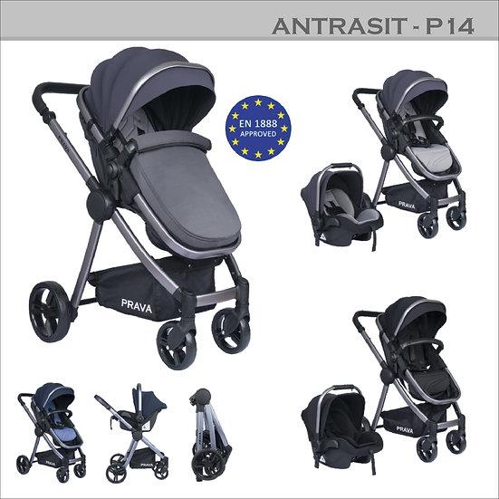 Prava Antransit Travel Sistem Bebek Arabası P 14