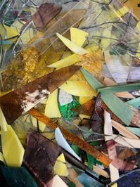 Broken glass bin
