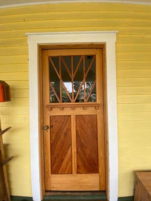 Bungalow Front Door