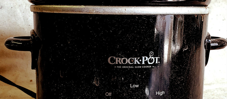 Crockpot Hardware Cleaning
