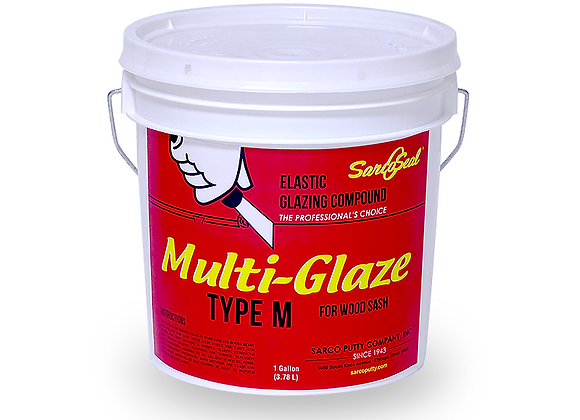 Multi-Glaze Type M Glazing Compound (Gallon)