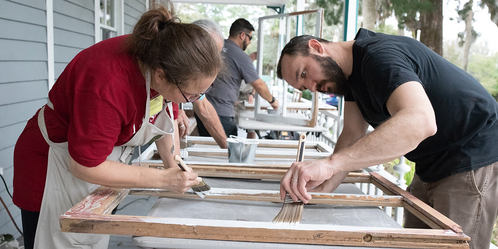 Paint A Wood Window Sash Workshop
