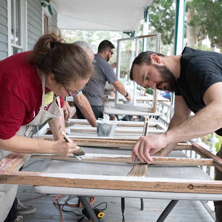 FIVE DAY TOTAL WINDOW MAKEOVER WORKSHOP
