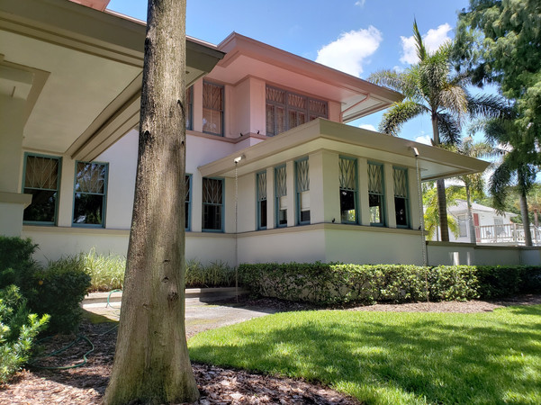 The Leiman House, Old Hyde Park, Tampa, Florida