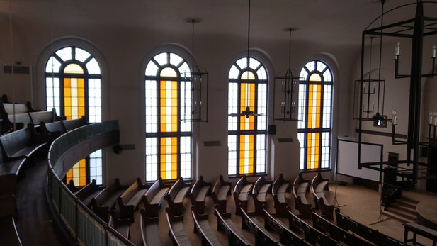 Church of Christ, Houston