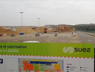 Un écopôle de valorisation des déchets sur un ancien site industriel